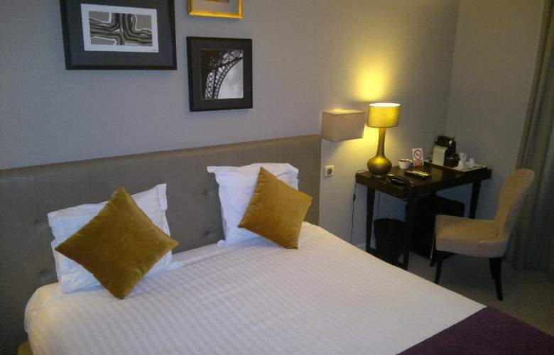 Appart' City Confort Grenoble Inovallée - Room - 0