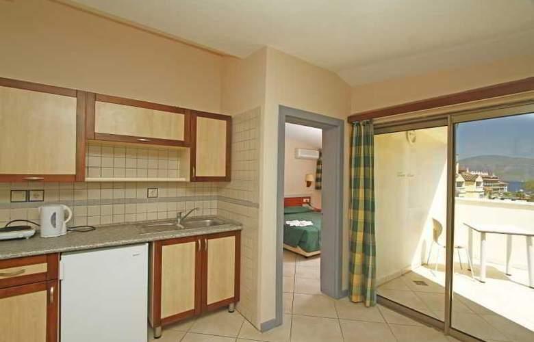 Greenmar Apart - Room - 6
