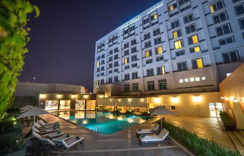Courtyard by Marriott Puebla Las Animas - Pool - 4