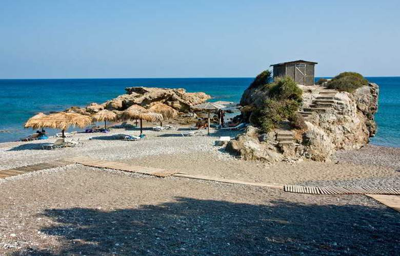 Ekaterini Hotel-Apartments - Beach - 5