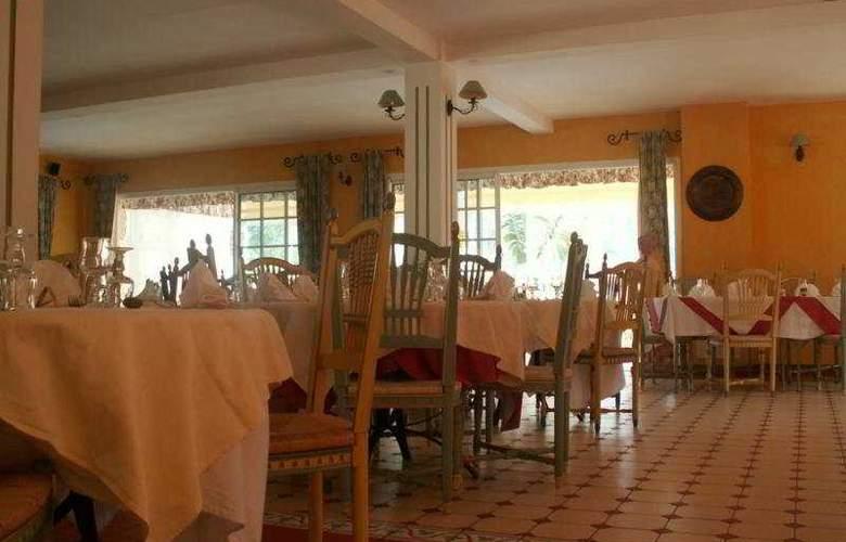 Le Cilaos - Restaurant - 7