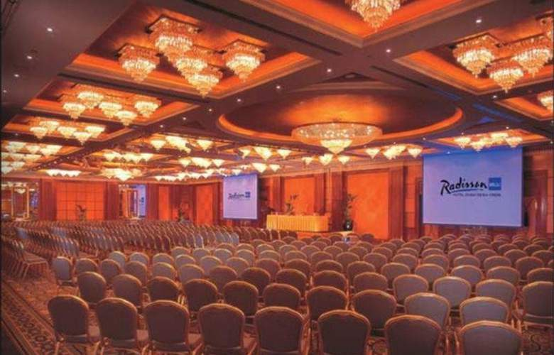 Radisson Blu Hotel, Dubai Deira Creek - Conference - 5