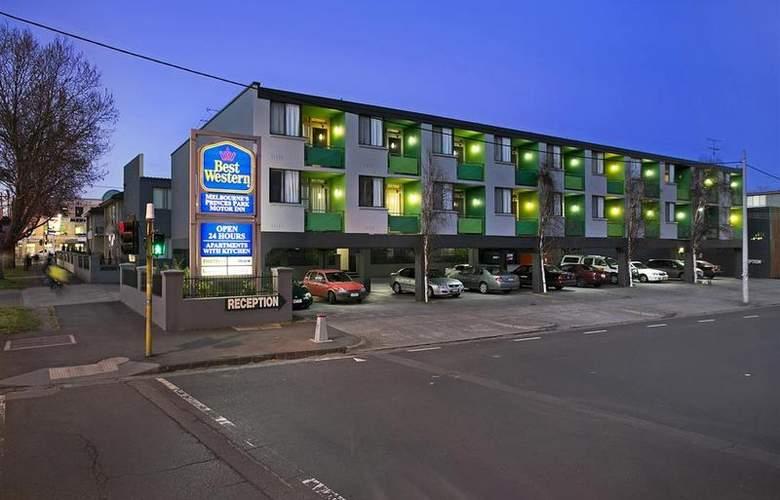 Best Western Melbourne's Princes Park Motor Inn - Hotel - 49