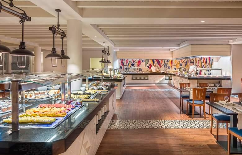 H10 Ocean Suites - Restaurant - 27