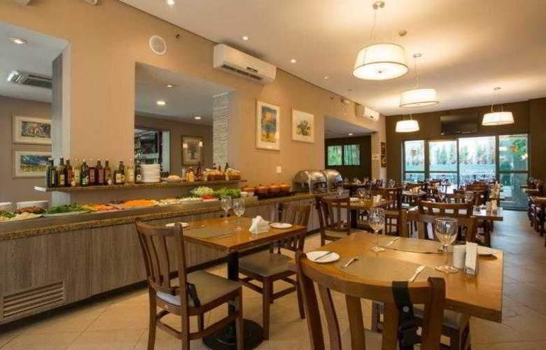 Howard Johnson Faria Lima Inn - Bar - 12