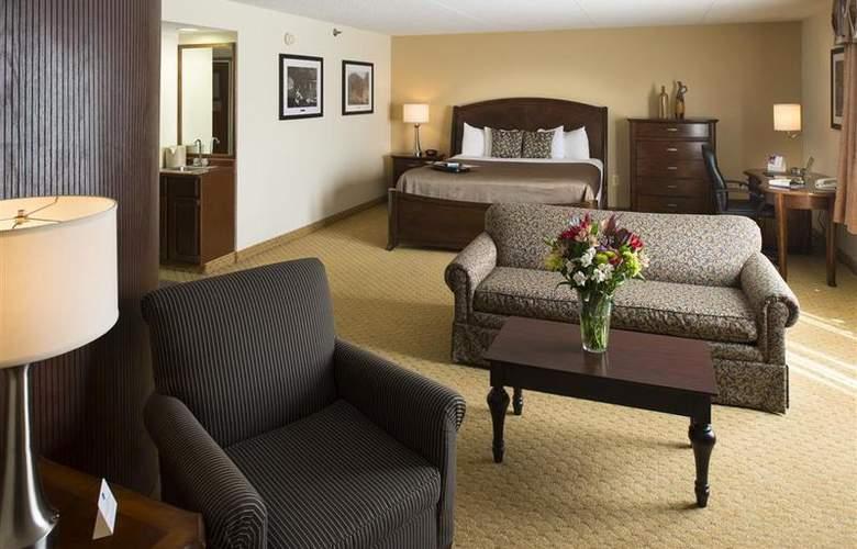Best Western Cedar Bluff - Room - 52