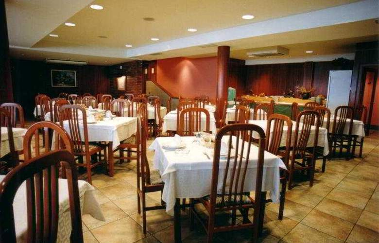 Sarga Sentirgalicia Apartmentos - Restaurant - 6