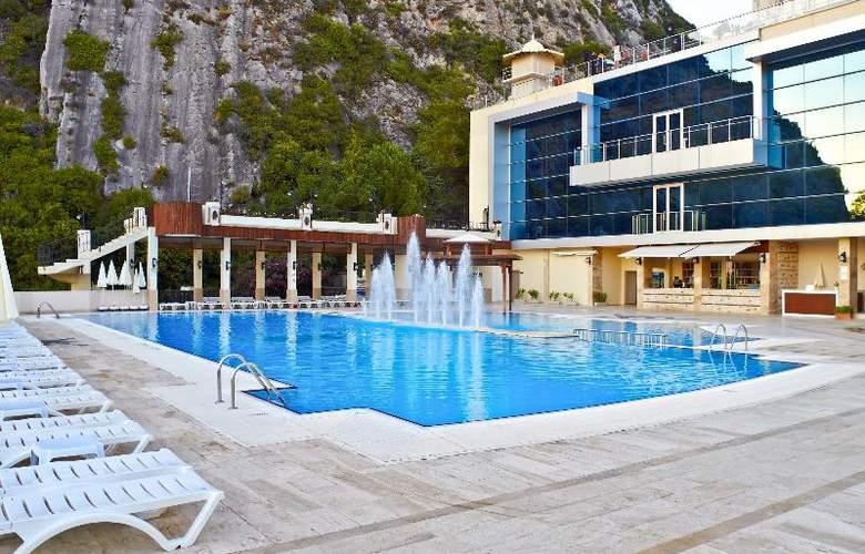 Alkoclar Adakule Hotel - Pool - 35