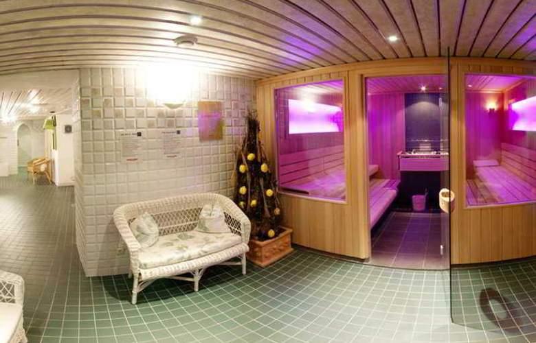 Alpenhotel Saalbach Hotel - Sport - 10