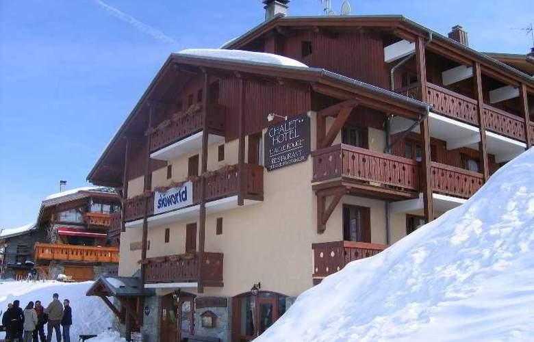 Aigle Rouge - Hotel - 0