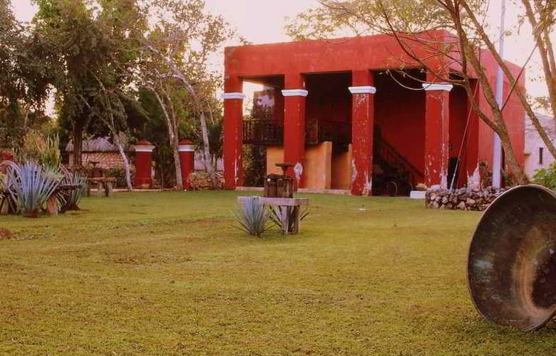 Hacienda Kaanac - Restaurant - 3