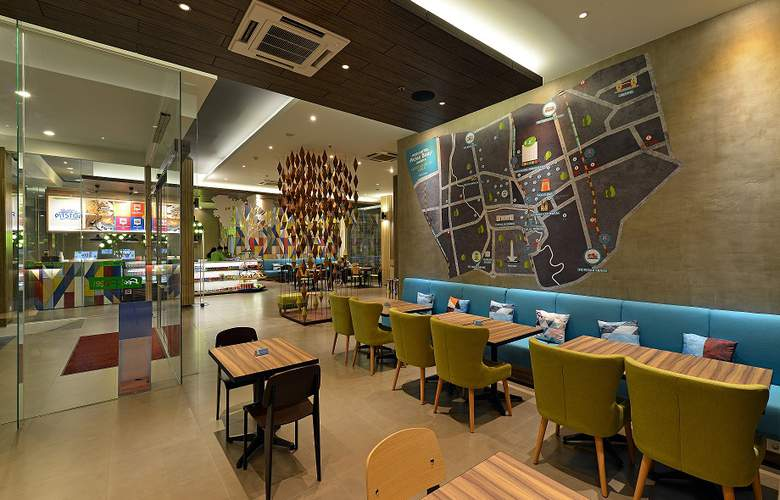 POP! Hotel Kemang Jakarta - Restaurant - 4