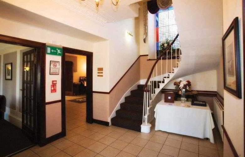 Best Western Dryfesdale - Hotel - 115