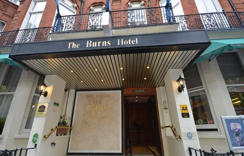 Best Western Burns - Hotel - 0