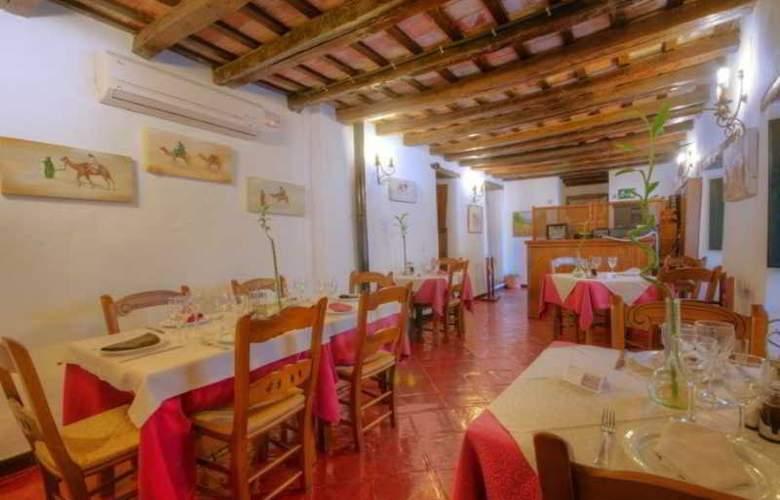 Castillo de Castellar - Restaurant - 13