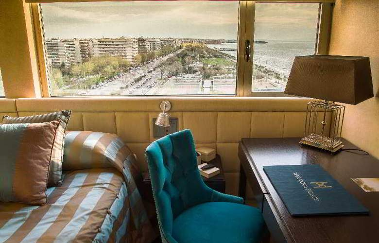 Classical Makedonia Palace - Room - 23