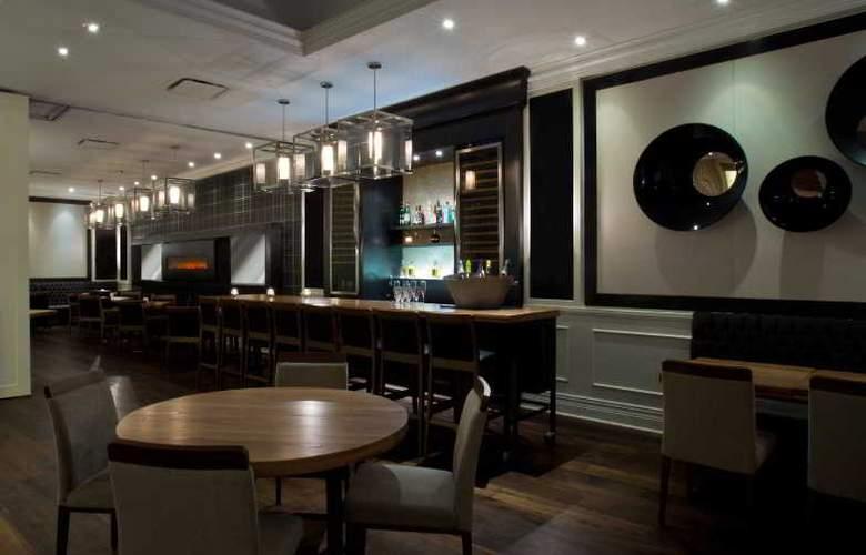 Manoir Victoria - Restaurant - 7