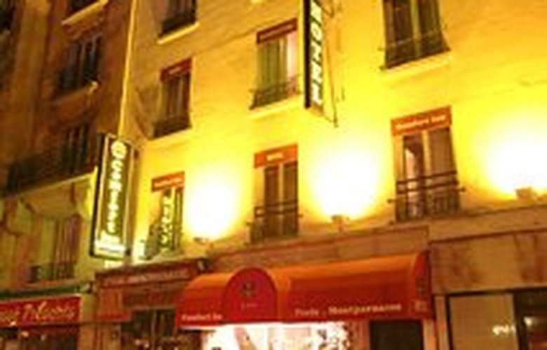 Best Western Hotel Le Montparnasse - Hotel - 0