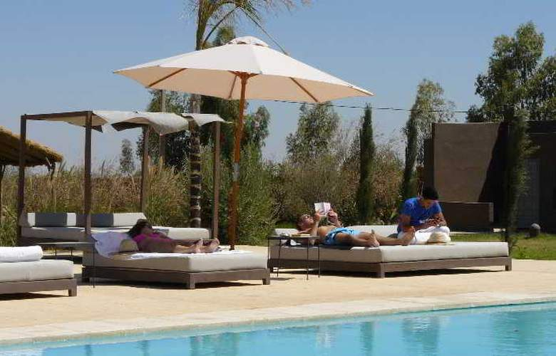 Kasbah Igoudar Boutique hotel & Spa - Terrace - 23