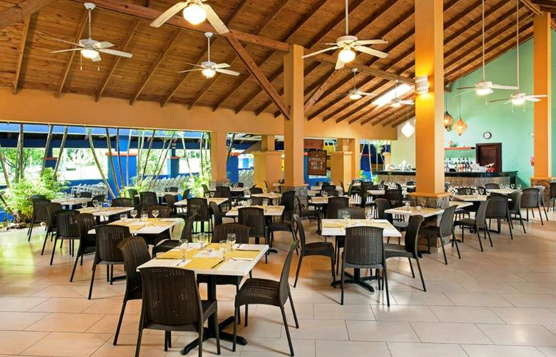 Grand Paradise Samana All Inclusive - Restaurant - 6