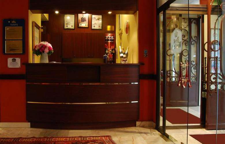 Best Western Tour Eiffel Invalides - Hotel - 0