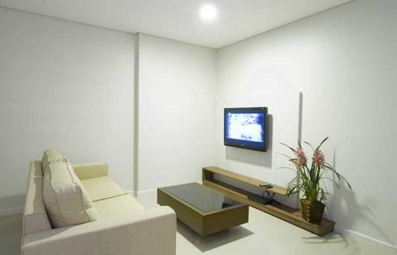 Wyndham Golden Foz Suítes - Room - 4