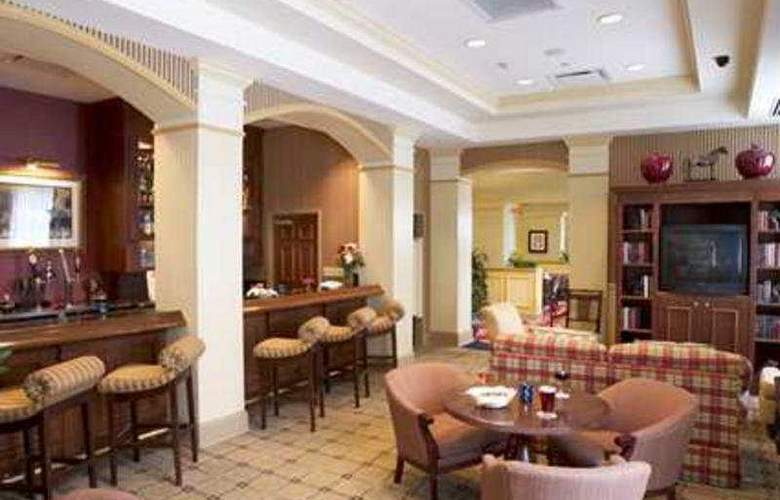 Doubletree Hotel Historic Savannah - Bar - 3