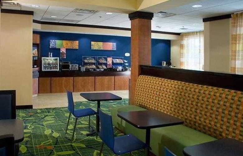 Fairfield Inn suites Omaha Downtown - Hotel - 8