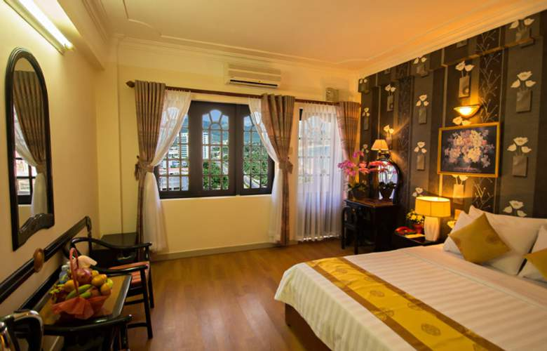 Palm Beach Hotel Nha Trang - Room - 1