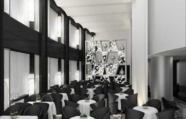 Eurostars Madrid Tower - Restaurant - 12