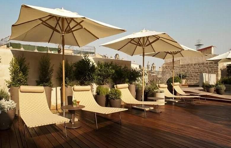Mercer Barcelona - Terrace - 5