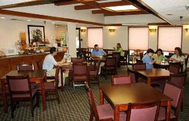 Hampton Inn Springfield-South - Restaurant - 5