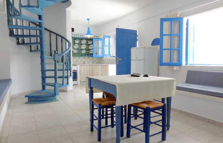 Kerame Hotel & Studios - Room - 26