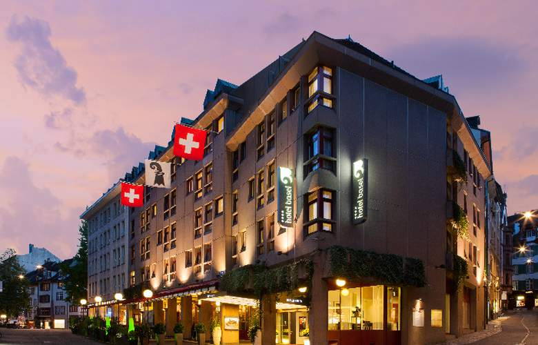 Basel - Hotel - 1