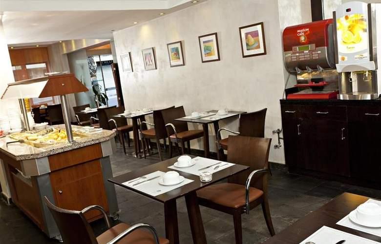Best Western Astoria - Restaurant - 39