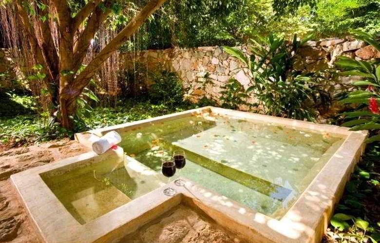 Hacienda Misné - Pool - 7