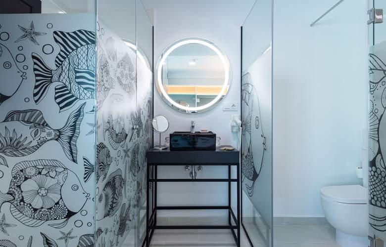 Cordial Vista Acuario - Room - 7