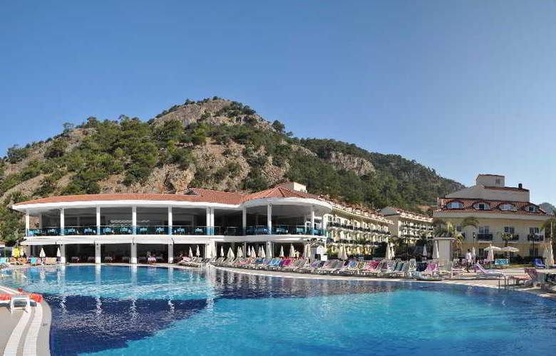 Montebello Resort spa - Pool - 2