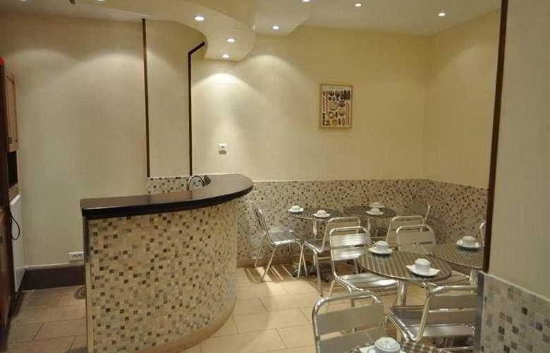 Hipotel Paris Gare Du Nord Merryl - Restaurant - 4