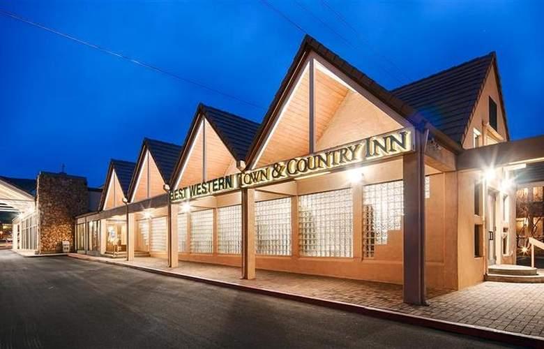 Best Western Town & Country Inn - Hotel - 76