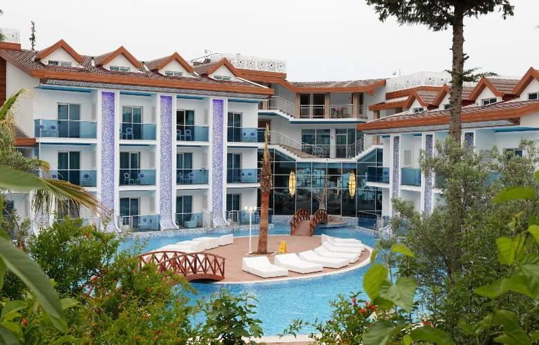 Ocean Blue High Class Hotel - Hotel - 0
