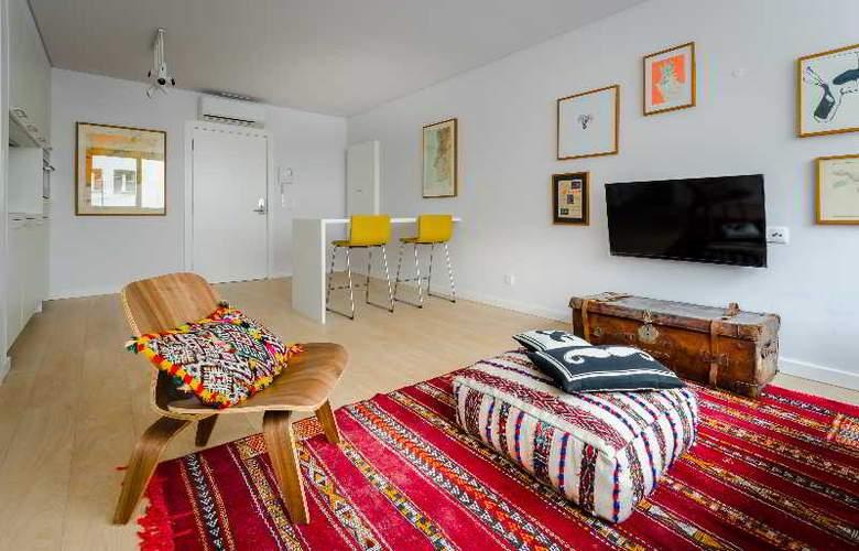 Lisbon Apartments - Avenida da Liberdade - Room - 5