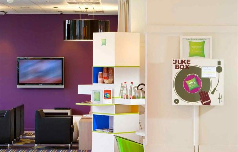 ibis Styles Lille Centre Gare Beffroi - General - 4