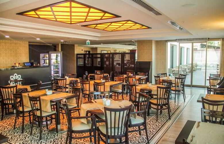 Azak Hotel Topkapi - Restaurant - 15