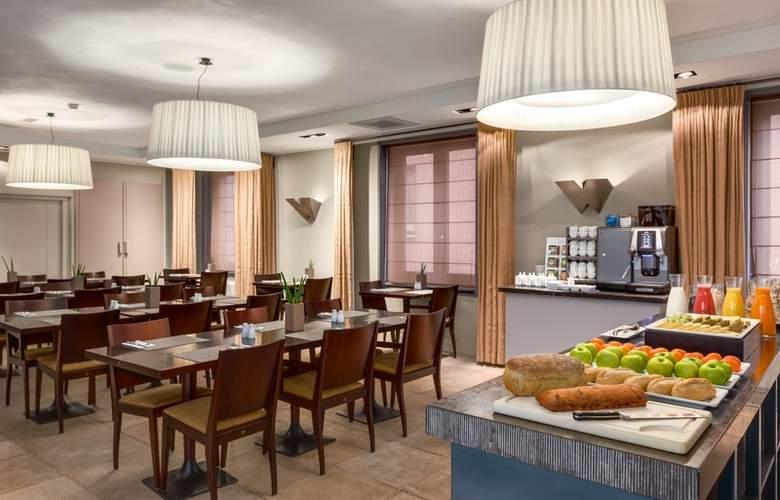 NH Groningen Hotel de Ville - Meals - 5