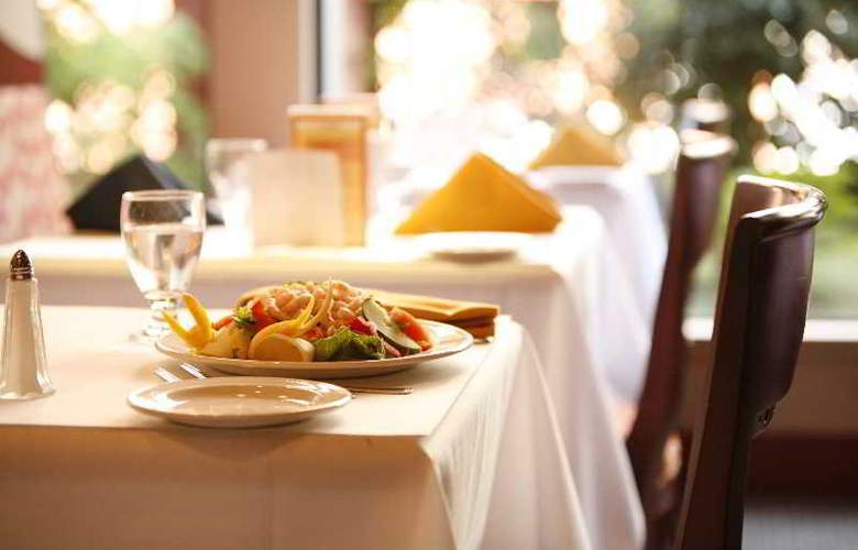 Quality Hotel Vancouver - Restaurant - 13