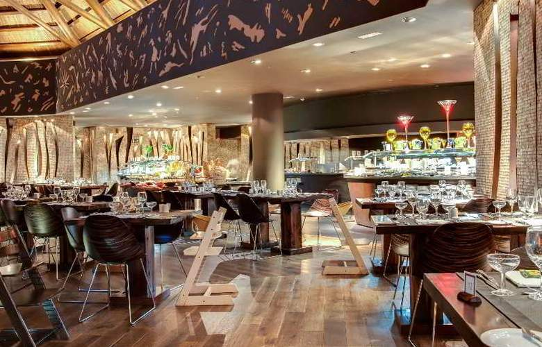 Lopesan Baobab Resort - Restaurant - 22