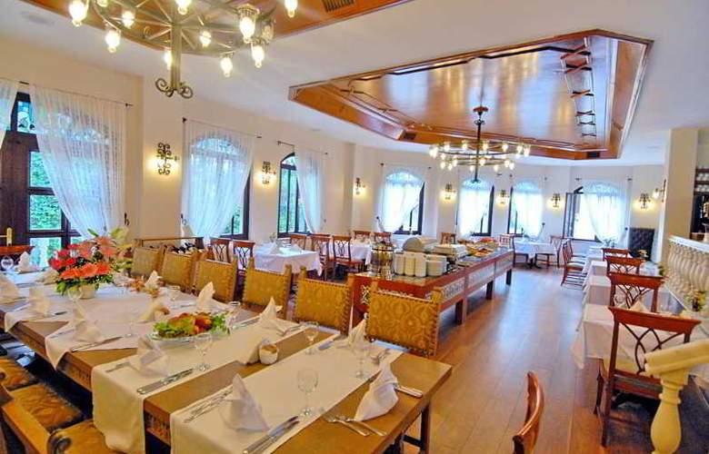 Aspen Boutique Hotel - Restaurant - 7