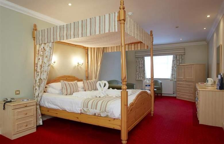 Best Western Consort Hotel - Room - 69