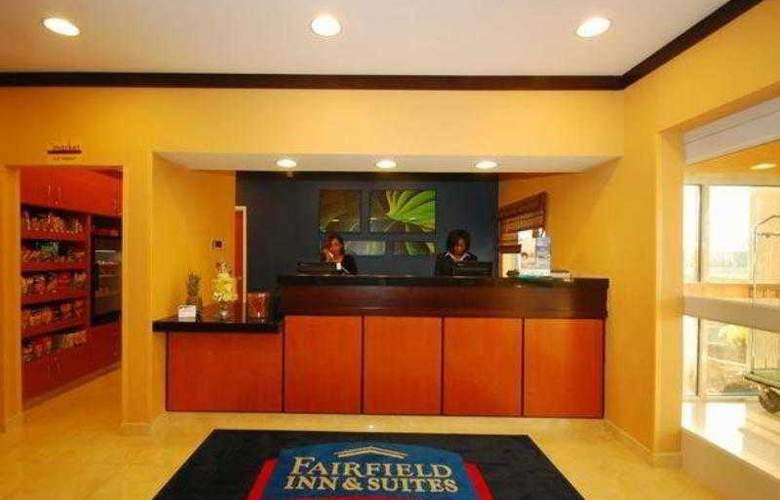 Fairfield Inn & Suites Canton - Hotel - 4